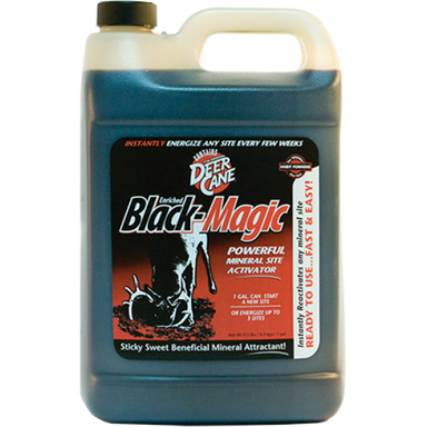 Deer Cane® Black Magic® Liquid 3.8L - Critter Country Supply Ltd.