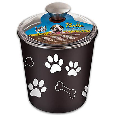 Bella Dog Treat Canister - Critter Country Supply Ltd.