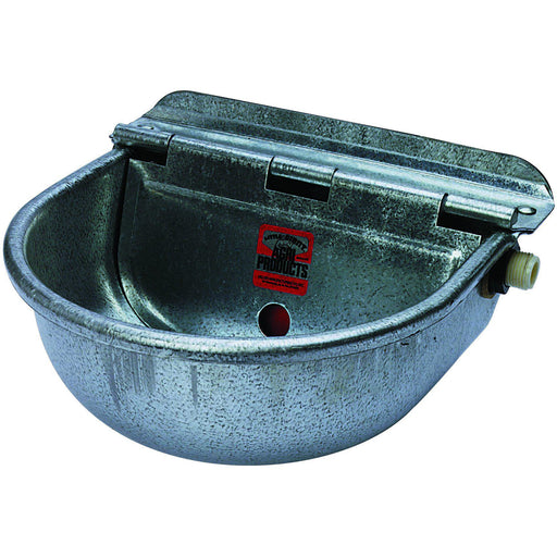 Little Giant® Galvanized Steel Automatic Stock Waterer - Critter Country Supply Ltd.