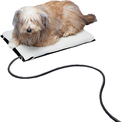 "API Heated Plastic Pet Mat - Large (23"" x 29"")"