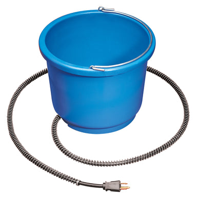 API 9 Quart (2.25 Gallon) Heated Bucket - Critter Country Supply Ltd.