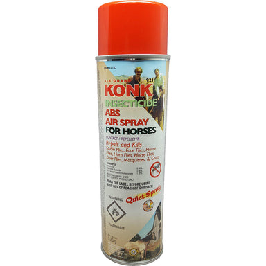 Air Guard® KONK® Insecticide ABS Air Spray For Horses 325g - Critter Country Supply Ltd.