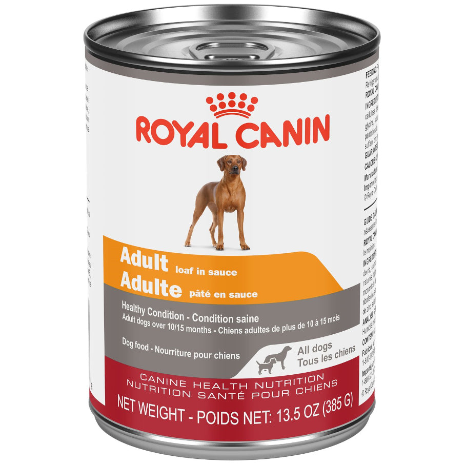 ROYAL CANIN® Adult Loaf Canned Dog Food - Critter Country Supply Ltd.