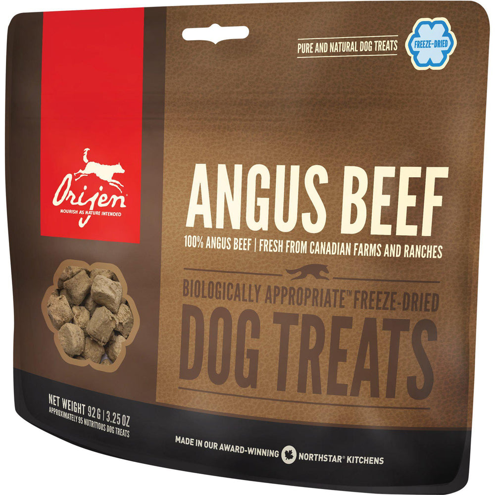 Orijen® Biologically Appropriate™ Freeze-Dried Dog Treats - Critter Country Supply Ltd.