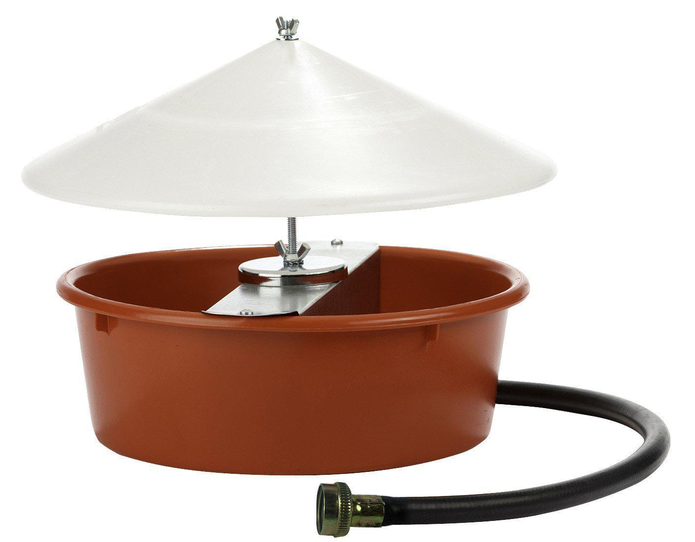 Little Giant® Automatic Poultry Waterer with Cover