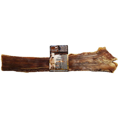 "Open Range 11-12"" Beef Chomper Flattened (Esophagus) - Critter Country Supply Ltd."