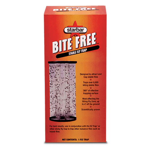 Farnam® Bite Free™ Stable Fly Trap - Critter Country Supply Ltd.
