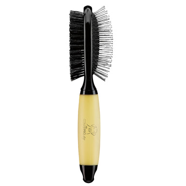 ConairPRO dog™ Memory Gel Grip Medium Boar Bristle/Pin Brush - Critter Country Supply Ltd.