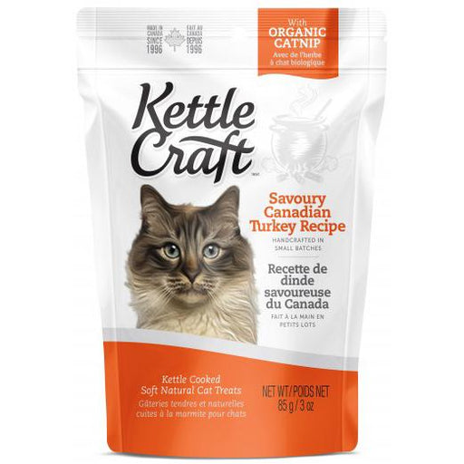 Kettle Craft™ Kettle Cooked Soft Natural Cat Treats 85g