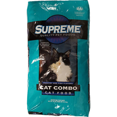 Supreme® Cat Combo Cat Food - Critter Country Supply Ltd.