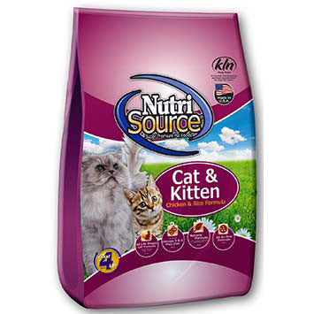 NutriSource® Cat & Kitten Food - Critter Country Supply Ltd.