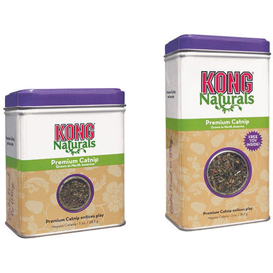 KONG® Naturals Premium Catnip - Critter Country Supply Ltd.