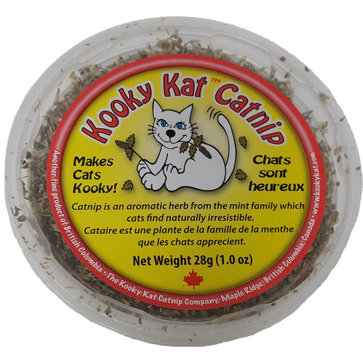 Kooky Kat™ Leaf & Flower - Critter Country Supply Ltd.
