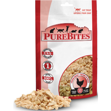 PureBites® Freeze Dried Cat Treats - Critter Country Supply Ltd.
