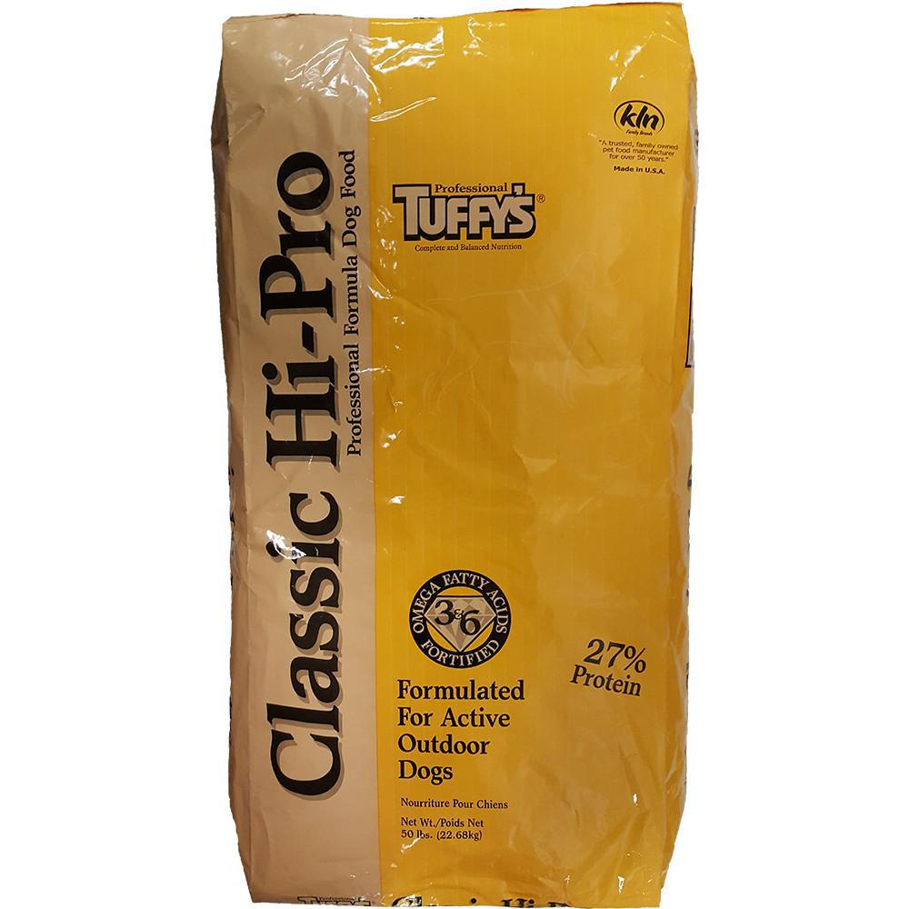 Tuffy's® Classic Hi-Pro Dog Food 50lb - Critter Country Supply Ltd.