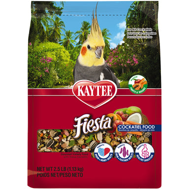Kaytee® Fiesta® Cockatiel Food - Critter Country Supply Ltd.
