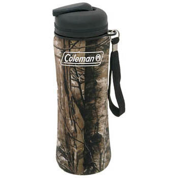 Coleman® Stainless Steel Camo Sports Bottle - Critter Country Supply Ltd.