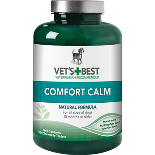Vet's Best® Comfort Calm, 30 Tablets