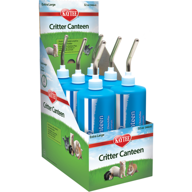 Kaytee® Critter Canteen 32oz - Critter Country Supply Ltd.