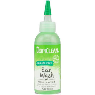 TropiClean® Ear Wash 118ml - Critter Country Supply Ltd.