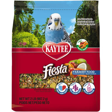 Kaytee® Fiesta® Parakeet Food - Critter Country Supply Ltd.