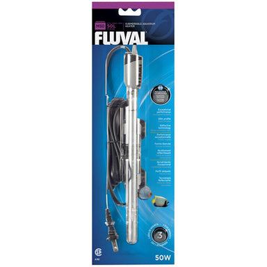 Fluval® Submersible Aquarium Heater - Critter Country Supply Ltd.