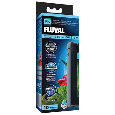 Fluval® Pre-Set Submersible Aquarium Heater - Critter Country Supply Ltd.