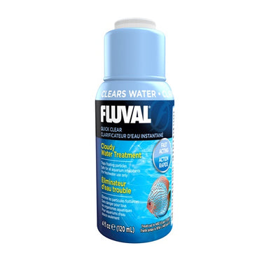 Fluval® Quick Clear 4 fl oz - Critter Country Supply Ltd.