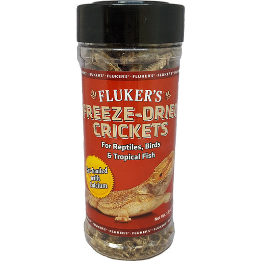 Fluker's® Freeze-Dried Crickets 1.2oz