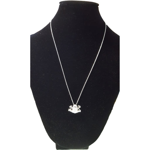 Frog Pendant Necklace