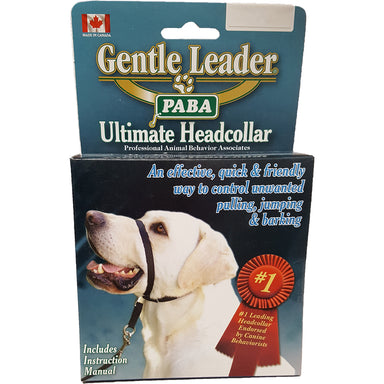 Gentle Leader® Ultimate Headcollar - Critter Country Supply Ltd.