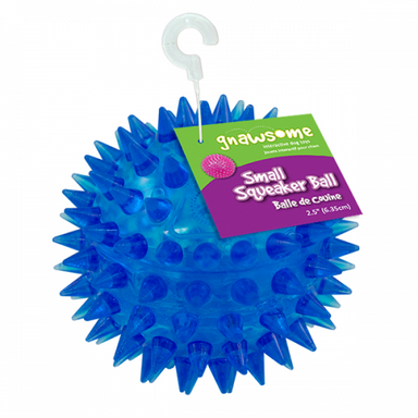 Gnawsome™ Squeaker Ball - Critter Country Supply Ltd.