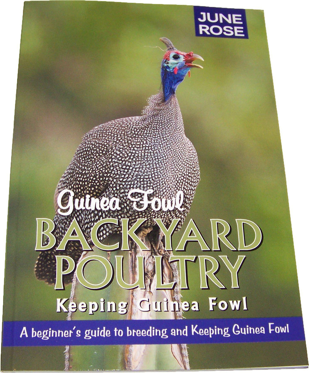 Book-Guinea Fowl, Backyard Poultry: Keeping Guinea Fowl - Critter Country Supply Ltd.