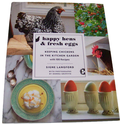 Book-Happy Hens & Fresh Eggs - Critter Country Supply Ltd.
