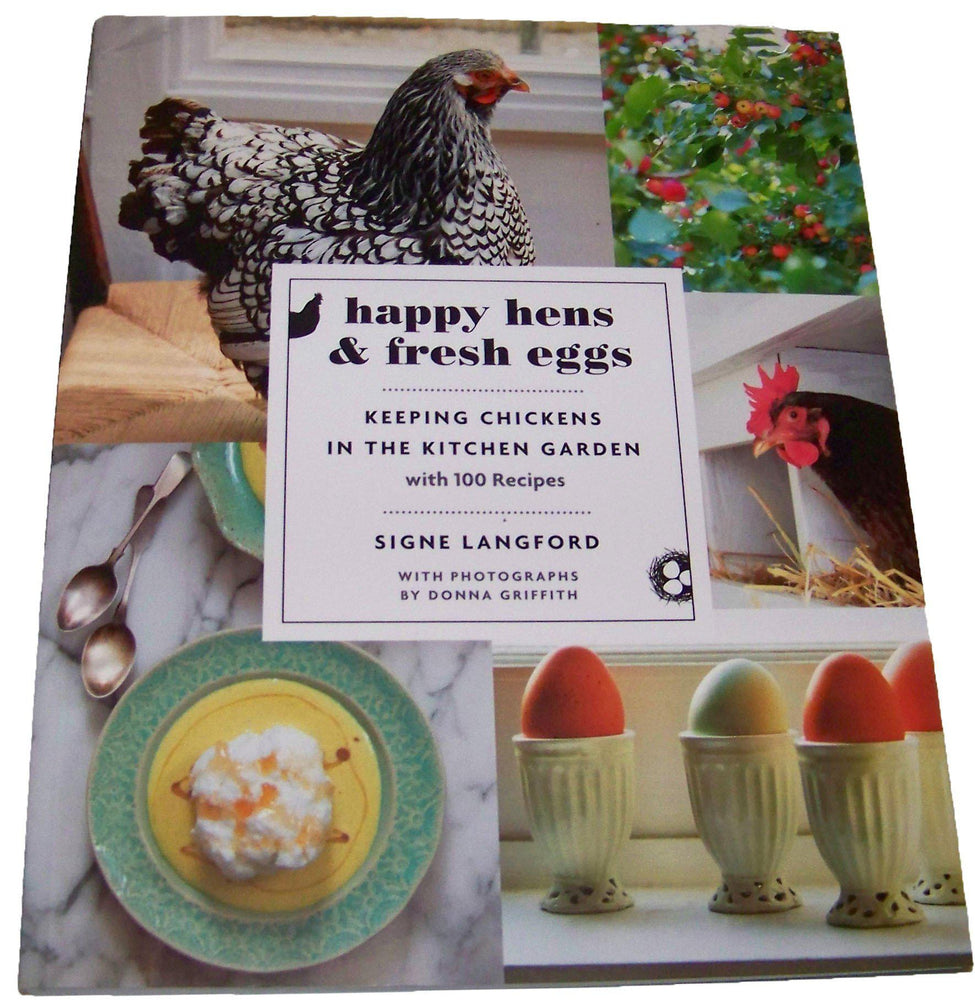 Book-Happy Hens & Fresh Eggs