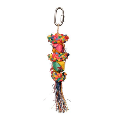 HARI® Rustic Treasures Bird Toy Cube Stacker - Critter Country Supply Ltd.