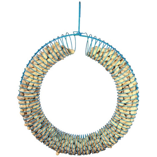 Pinebush Jumbo Wreath Peanut Feeder