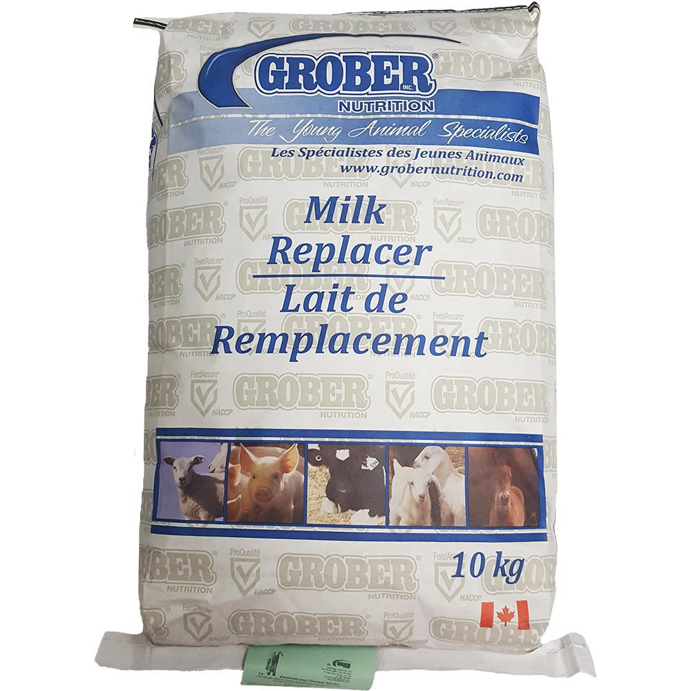 Grober® Kid-Gro 22-22-25 Kid Milk Replacer 10 KG Bag - Critter Country Supply Ltd.