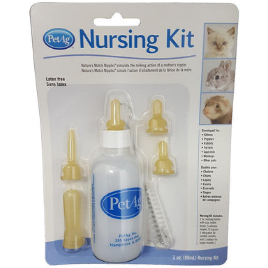PetAg® Nursing Kit - Critter Country Supply Ltd.