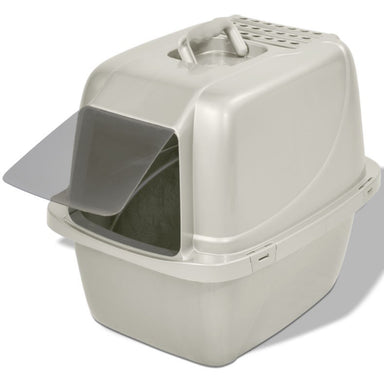 Van Ness® Large Enclosed Cat Pan - Critter Country Supply Ltd.