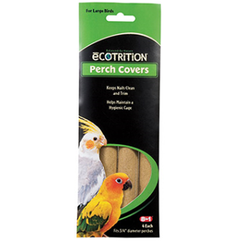 Ecotrition™ Perch Covers for Large Birds - Critter Country Supply Ltd.