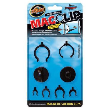 Zoo Med™ MagClip® Magnet Suction Cups - Critter Country Supply Ltd.