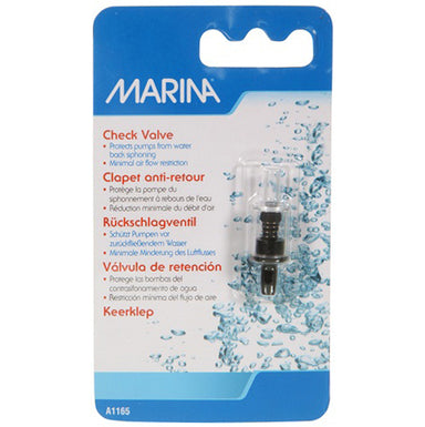 Marina® Plastic Check Valve - Critter Country Supply Ltd.