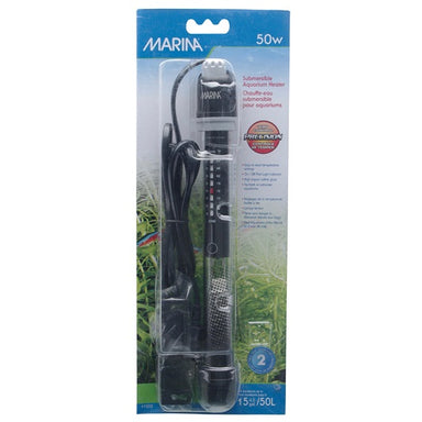 Marina® Submersible Aquarium Heater - Critter Country Supply Ltd.