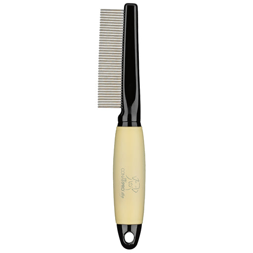 ConairPRO dog™ Memory Gel Grip Medium Comb - Critter Country Supply Ltd.