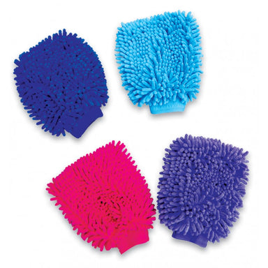 Microfiber Grooming Mitt - Critter Country Supply Ltd.