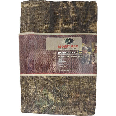 "Mossy Oak® ""Break-Up Infinity"" Camo Burlap 12' x 54"" - Critter Country Supply Ltd."