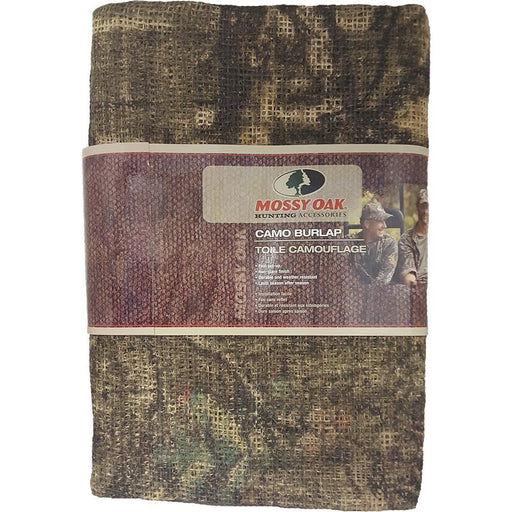 "Mossy Oak® ""Break-Up Infinity"" Camo Burlap 12' x 54"""