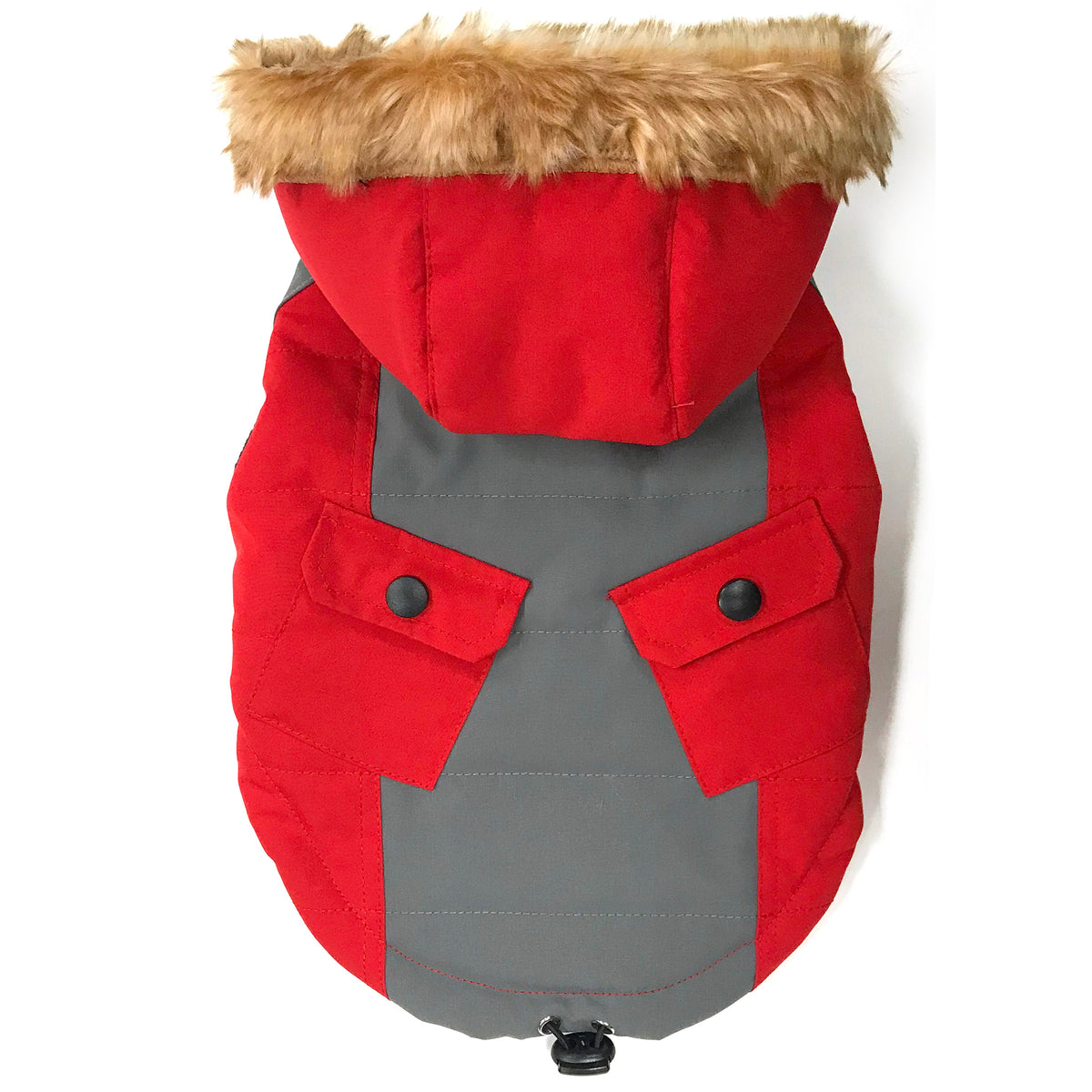 Doggie-Q Hooded Coat