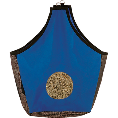 Mustang Hay Bag with Mesh Gussets - Critter Country Supply Ltd.